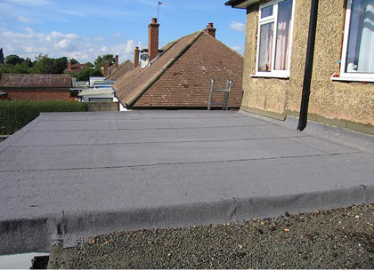 Re-Roofing of Flat Roof
