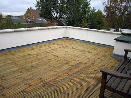 Roof Terrace Project