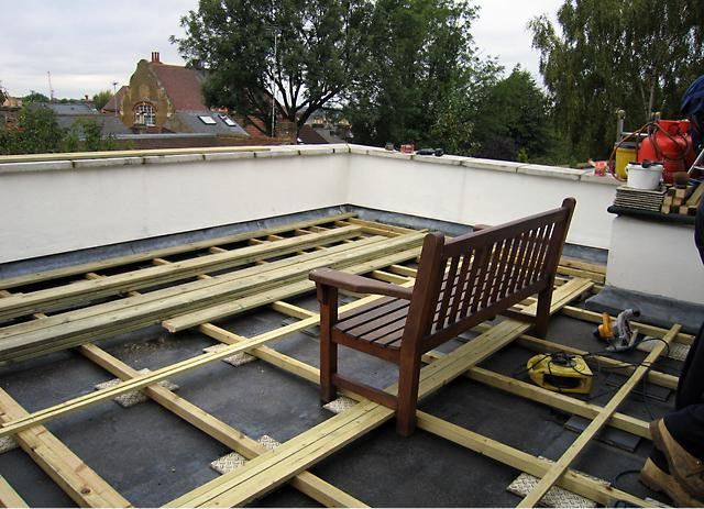 Roof terrace project stay dry roofing specialists for Terrace 6 indore address