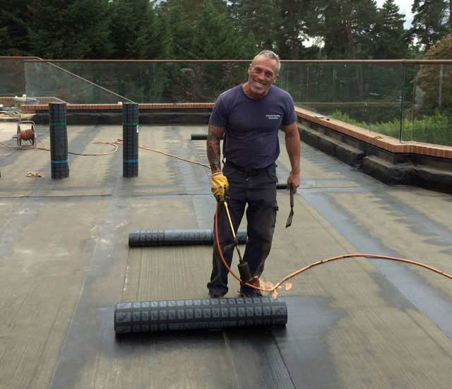 Roofers in Kingston Upon Thames