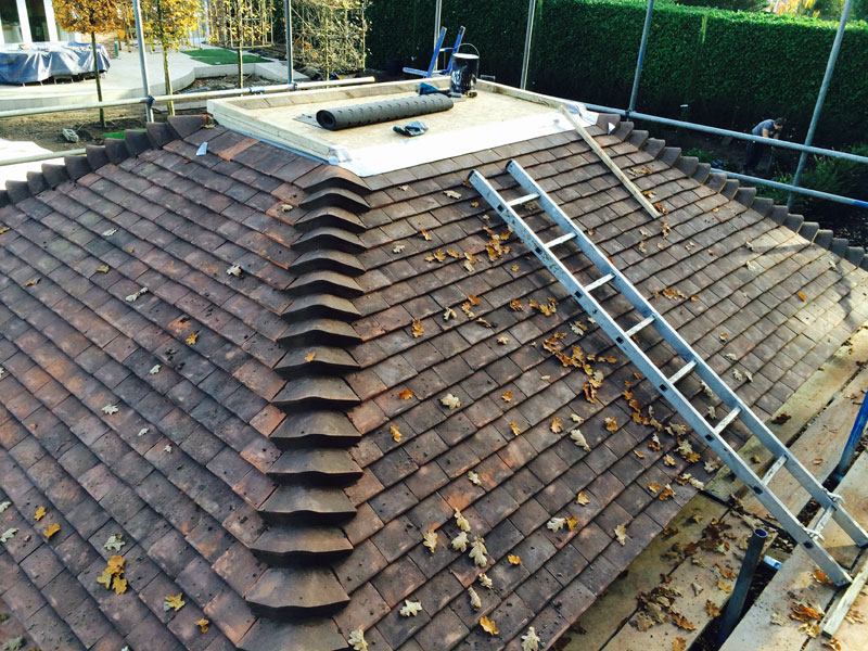 Bonnet Hip End Re Roofing Stay Dry Roofing Specialists