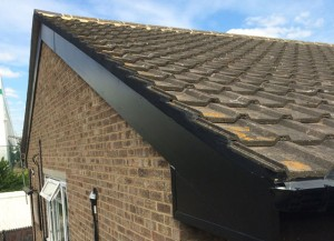 Fascia Boards and Guttering